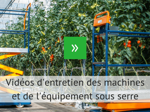Video entretien des machines