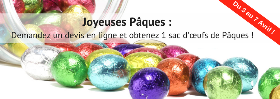 Joyeuses paques mail