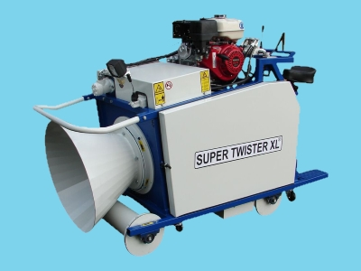 Super Twister XL (ficeleuse)