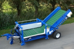 Bio Hopper XL, facilitez la rotation des cultures.